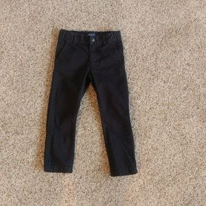 Children's Place boys skinny chino pants size 5